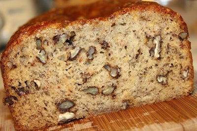 Beverly's Banana Nut Bread