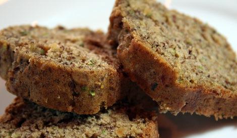 Joanne's Zucchini Bread