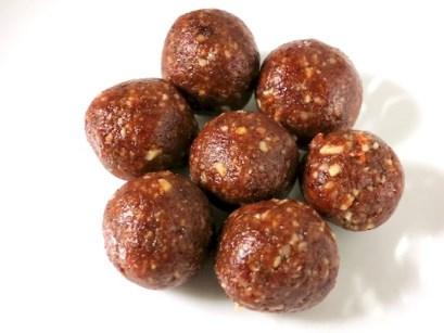 Spicy Nut Balls