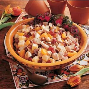 Turkey-Orange Salad
