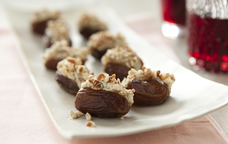 Blue Cheese Stuffed Dates