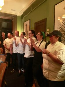 James Beard House Chefs