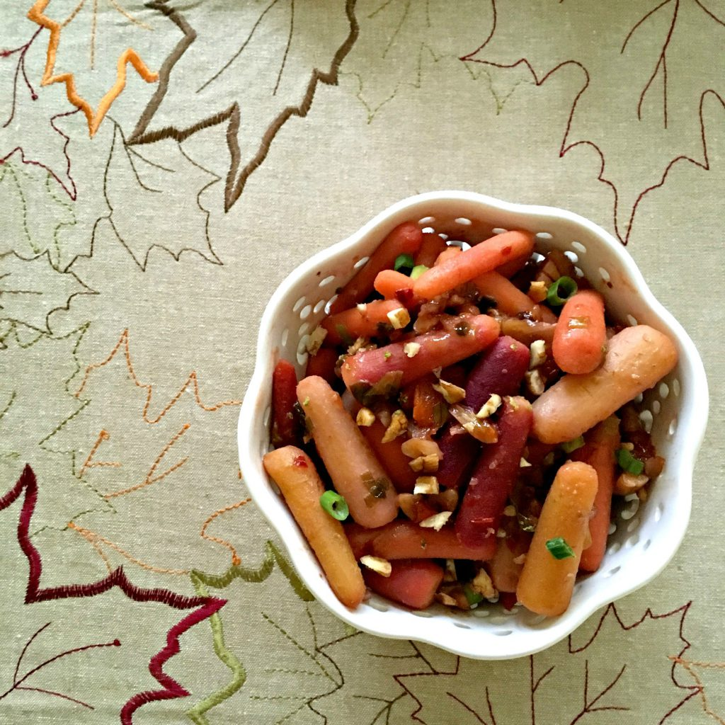 Holiday Side Dishes - Holiday Carrot Salad