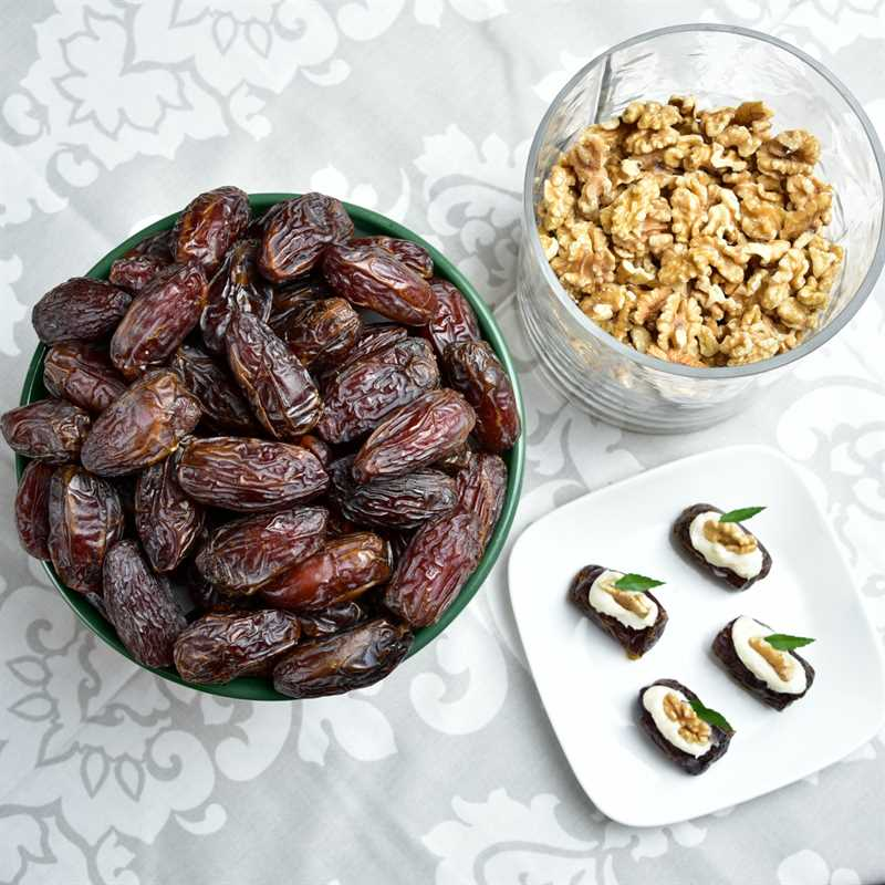 Medjool Dates Detailed