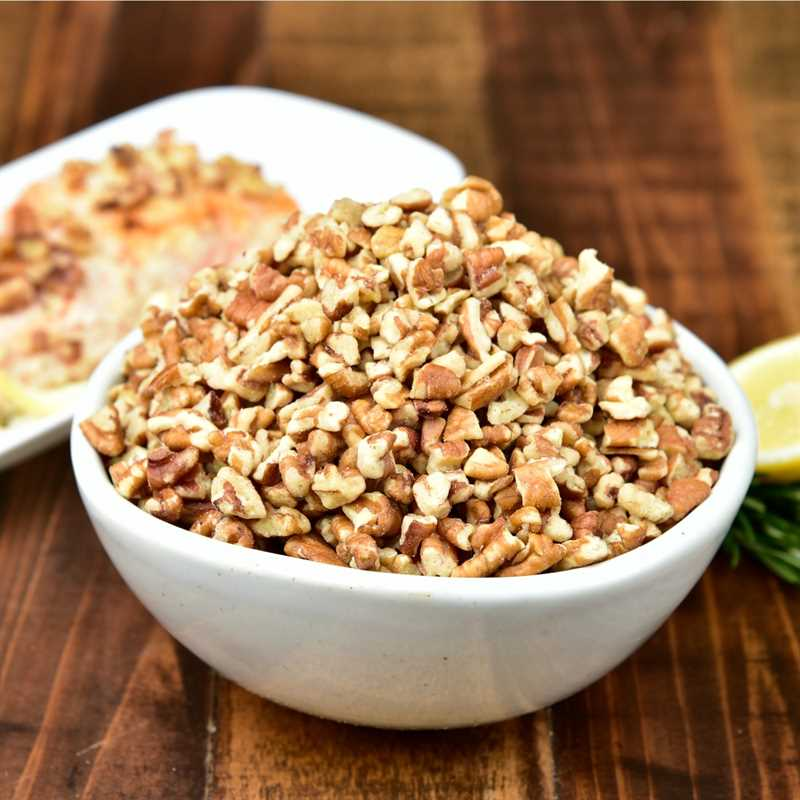 Small Pecan Pieces