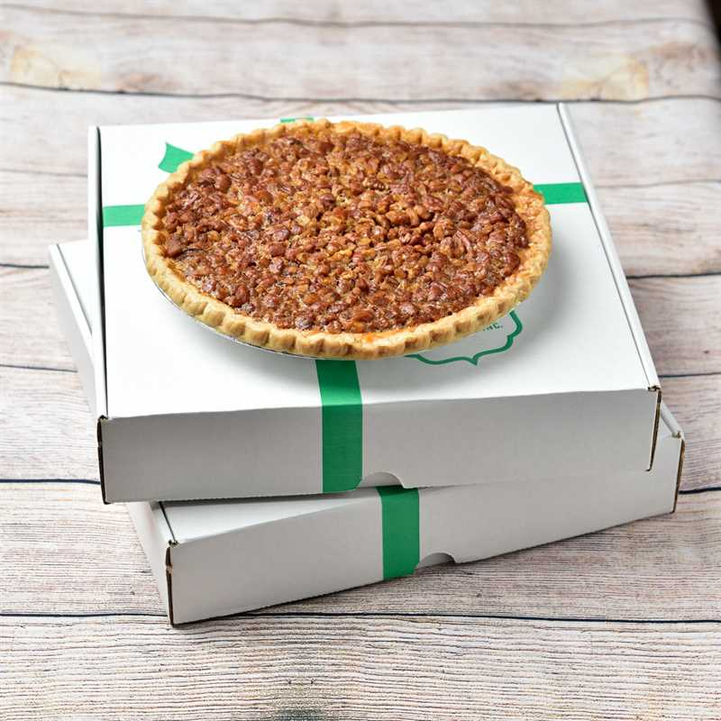 2 Pies in Gift Boxes