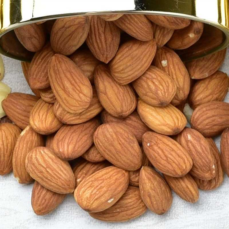 Whole Almonds Detailed