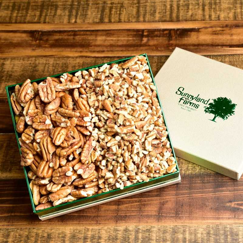 2 in 1 Pecan Pieces Detailed