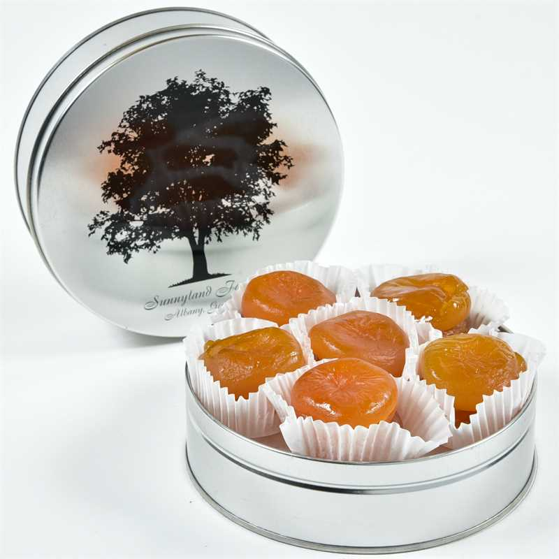 Case of 15 - Glace Apricots