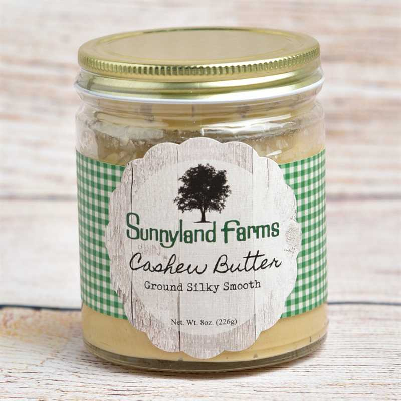Cashew Butter (8oz jar)