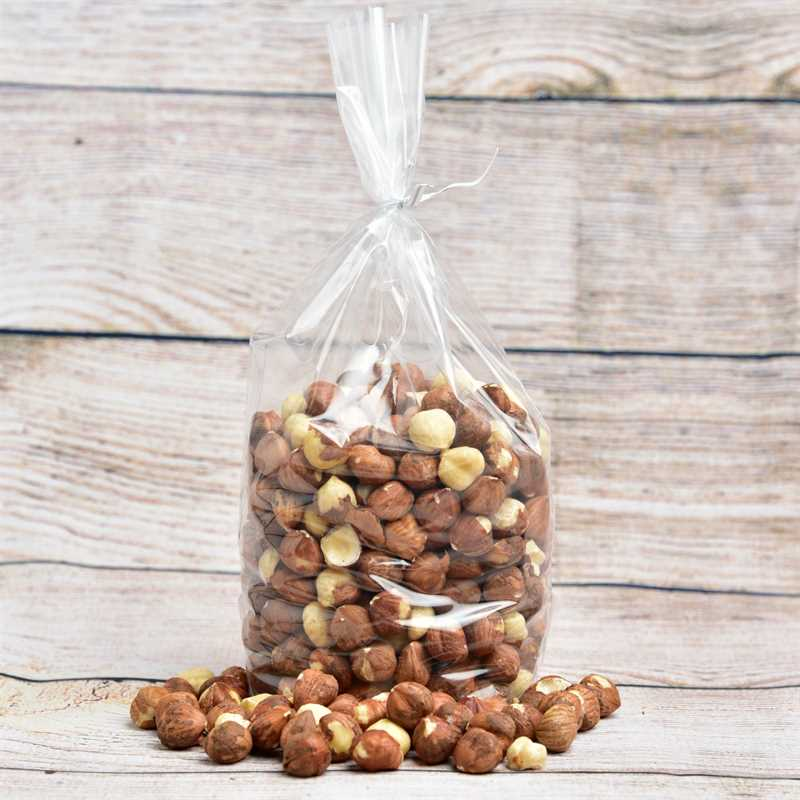 Whole Jumbo Hazelnuts Raw