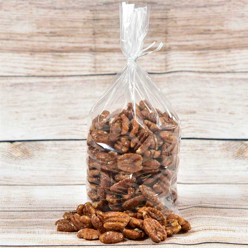 Honey Kissed Pecans