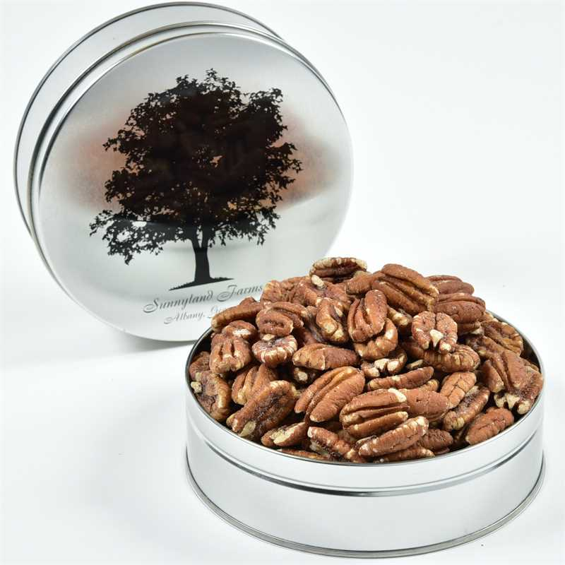 Case of 15 - Toasted & Salted Pecan Halves