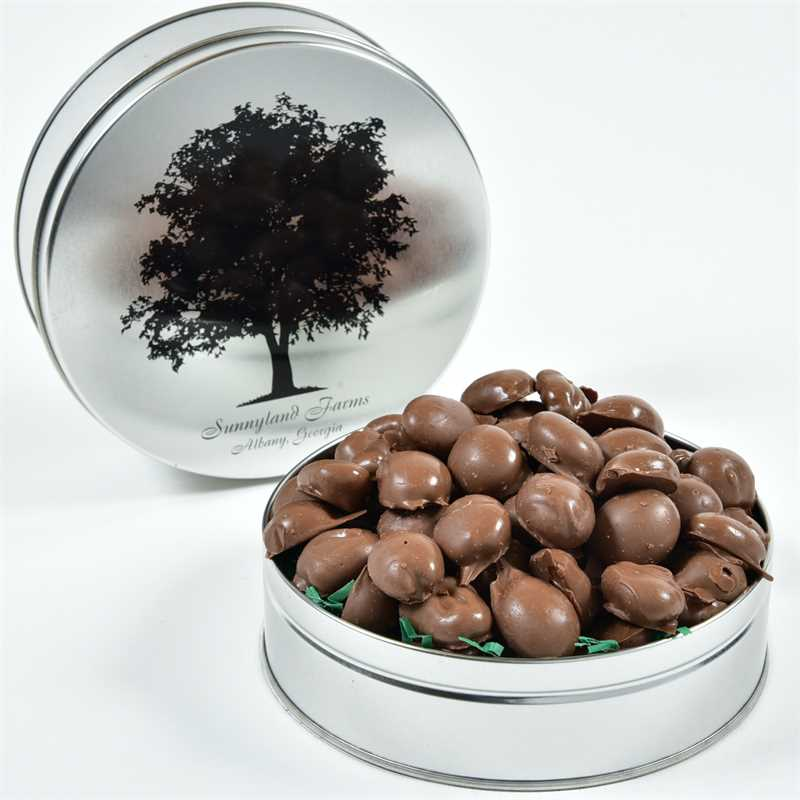 Case of 15 - Milk Chocolate Covered Pecans