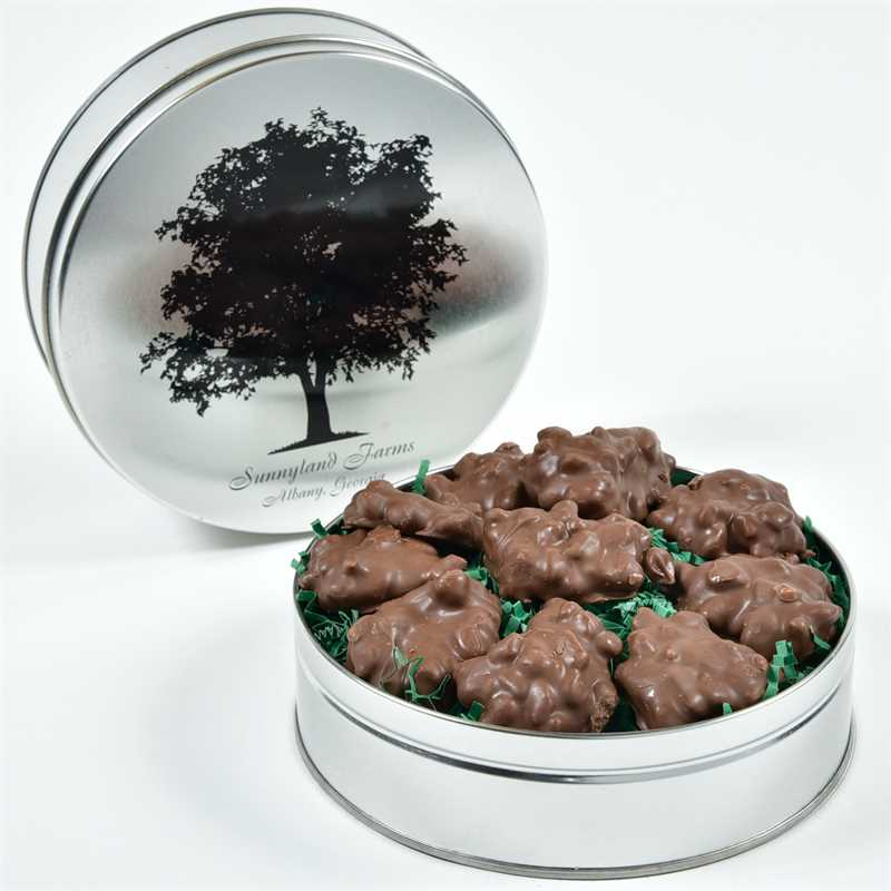 Case of 15 - Milk Chocolate Pecan Clusters