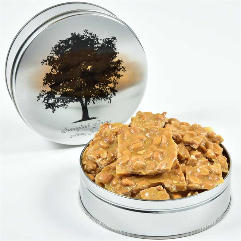 Case of 14 - Peanut Brittle