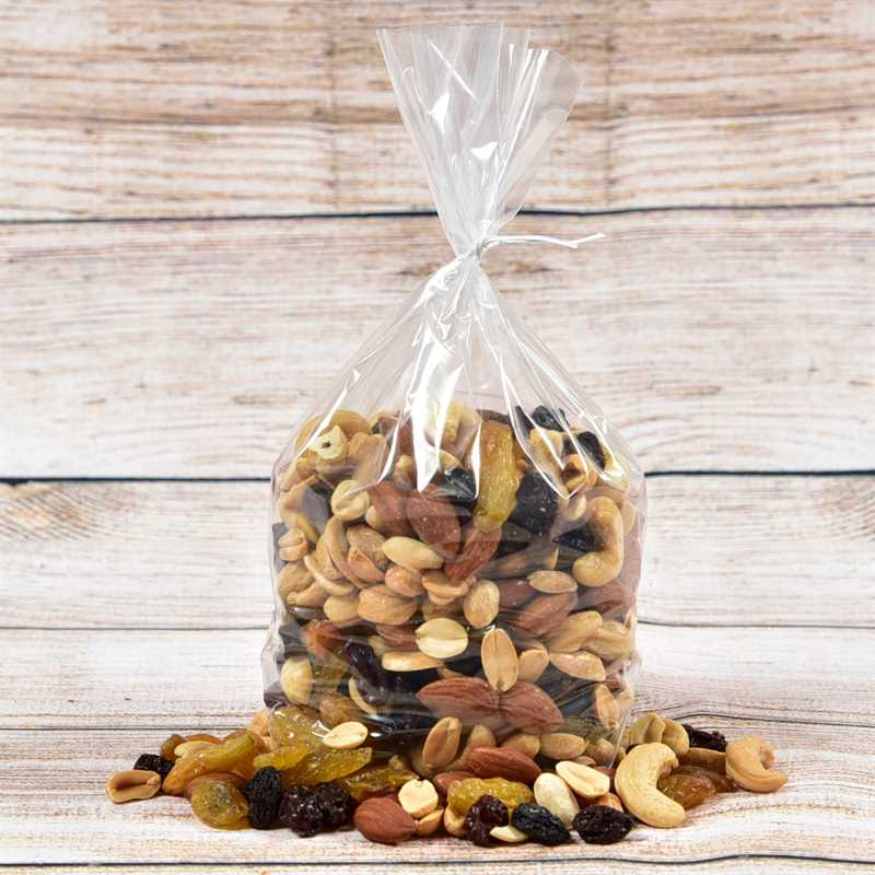 Snack Mix Toasted & Salted
