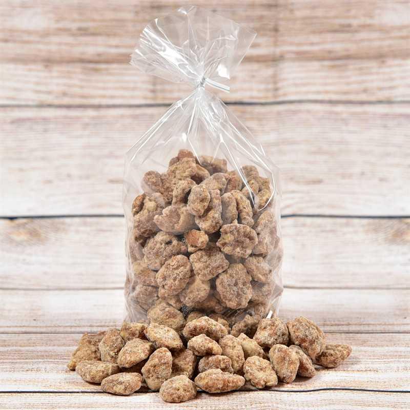 Sugar & Spice Pecan Halves