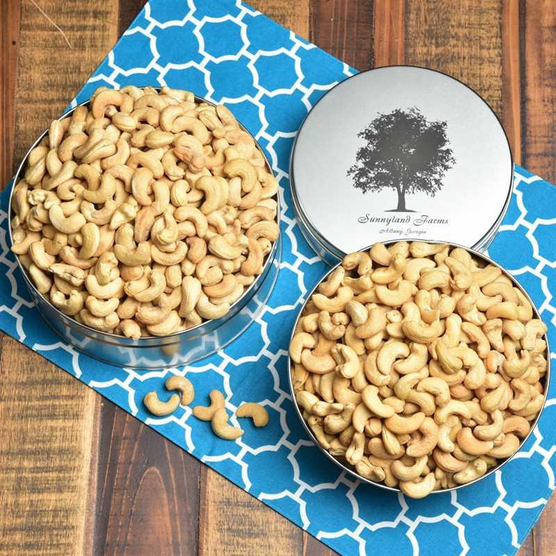 Jumbo Cashews Toasted & Salted Detailed