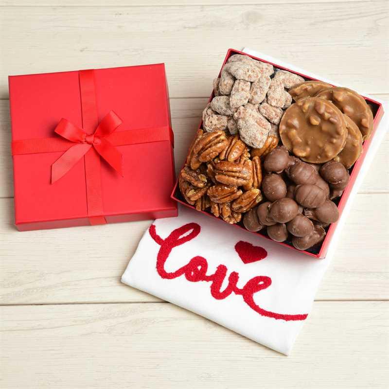 Valentine Sampler Detailed