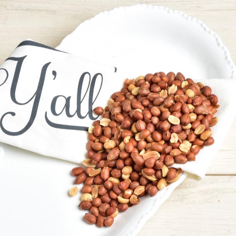 Spanish Peanuts Detailed