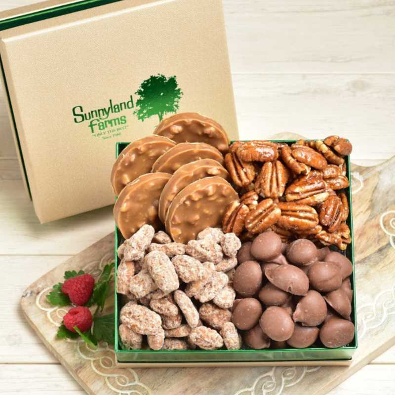 pecan lovers gift box