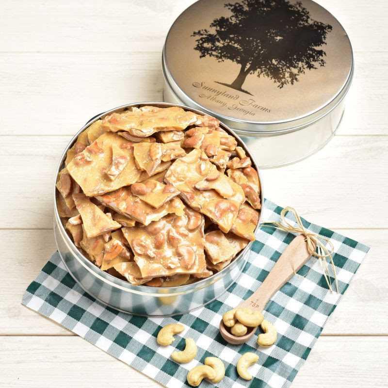 Cashew Brittle Detailed