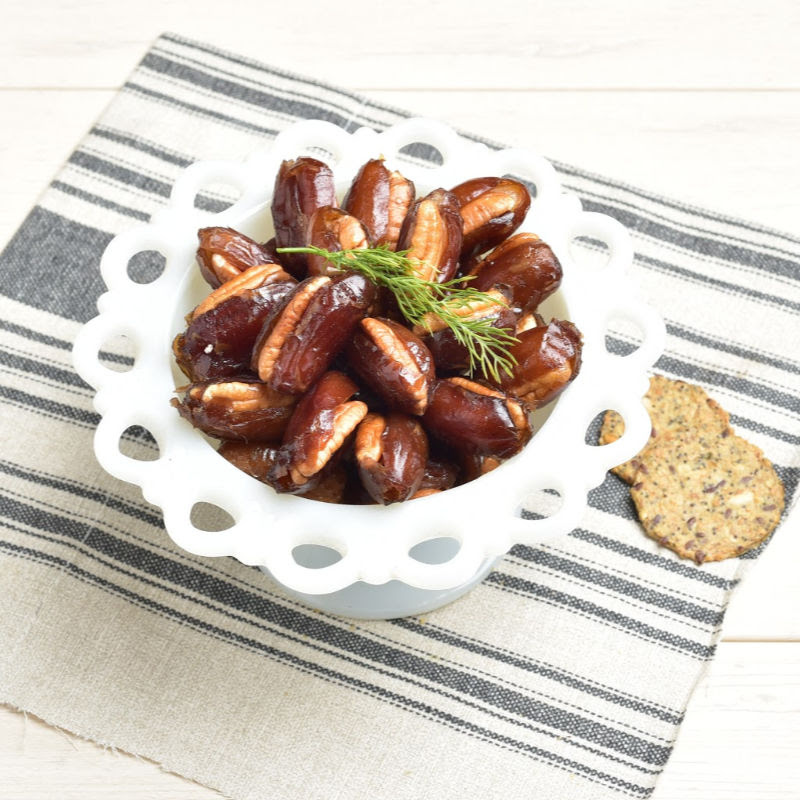 Dates And Pecans Detailed