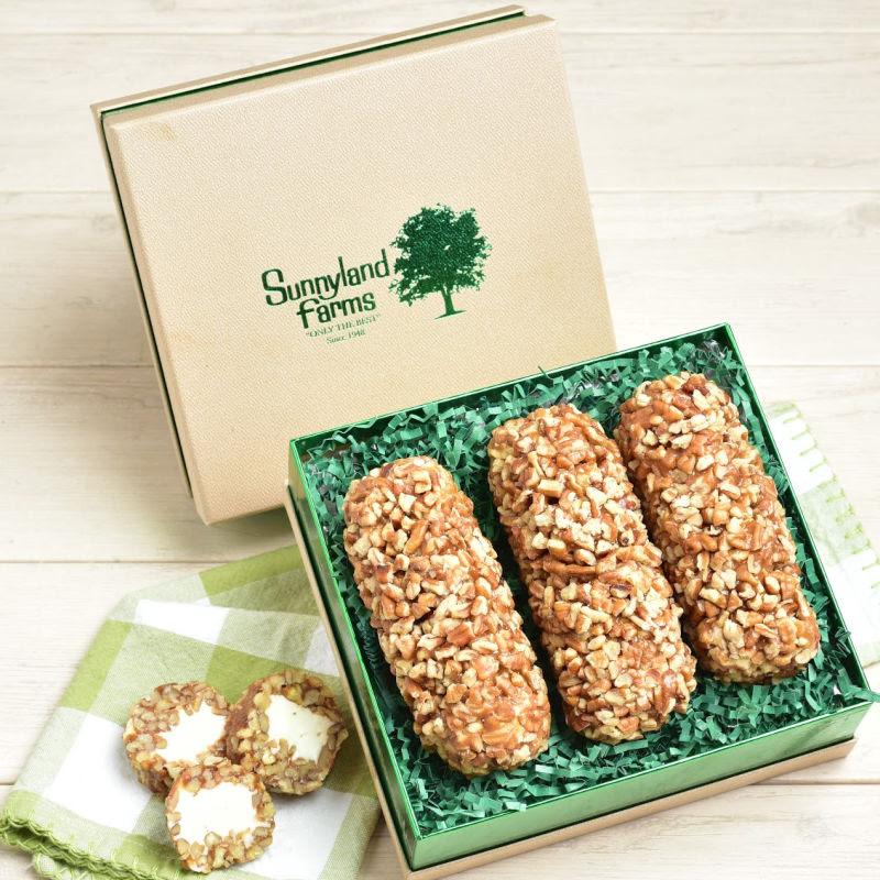 Pecan Logs Gift Box