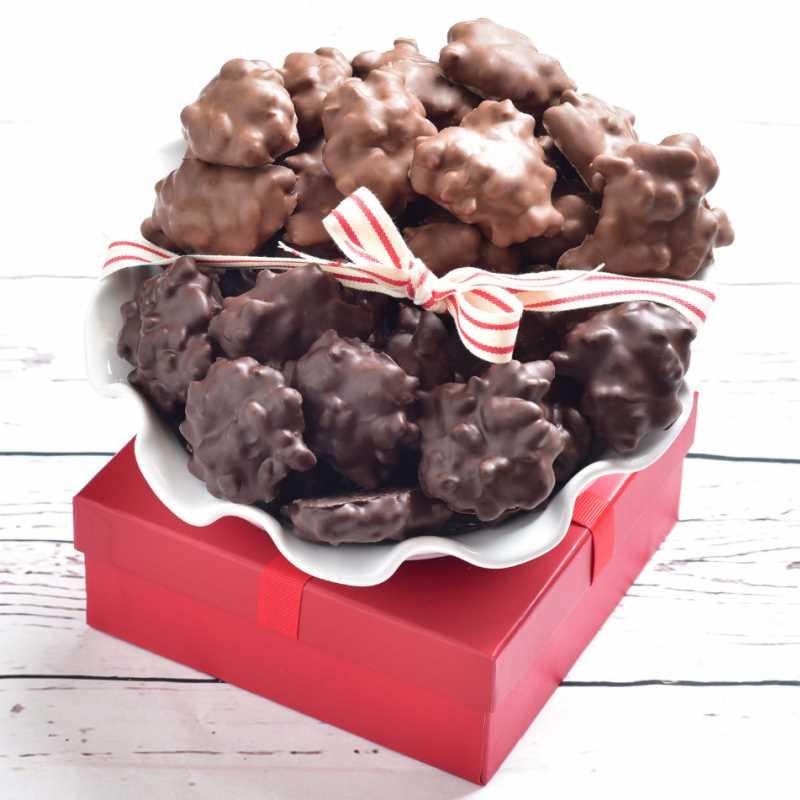 Chocolate Pecan Cluster Combo